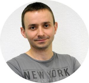 Евгений Журба — интернет-маркетолог